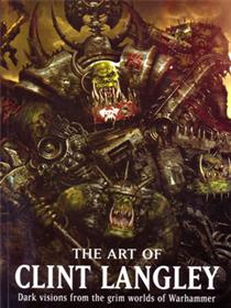 The Art of Clint Langley漫画